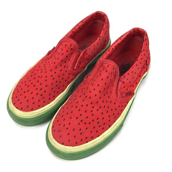 vans watermelon